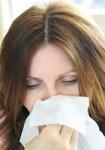 Sick - Cold - seasonal allergies - hay fever