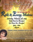 Introduction To Reiki And Energy Medicine